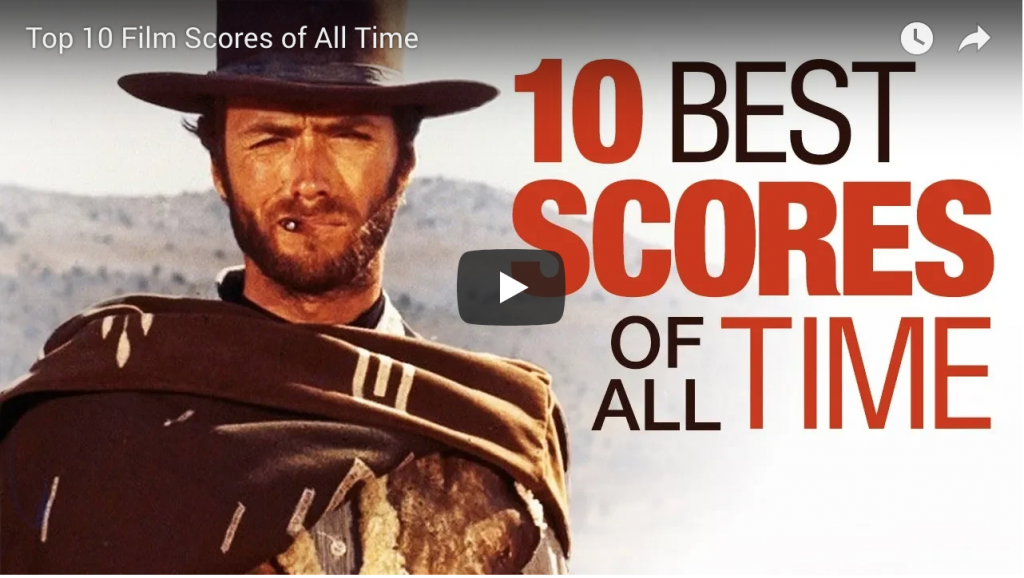 The Top 10 Best Film Scores?