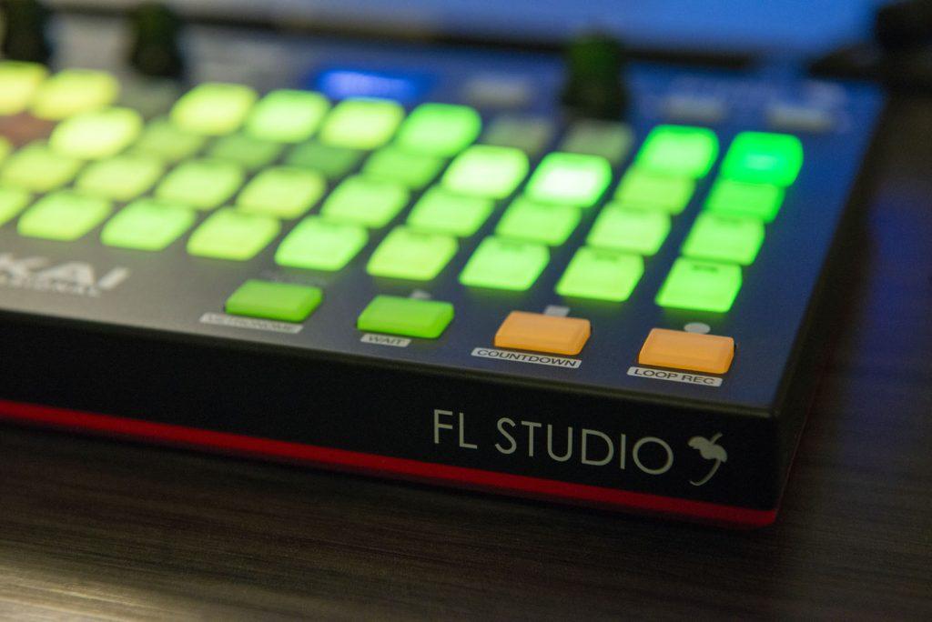 Akai Fire for FL Studio