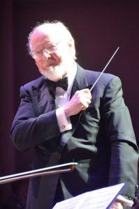 John Williams conducting