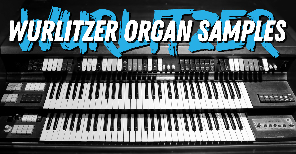 Download wurlitzer organ samples